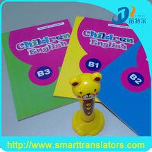 new kids toys for 2014 digital reading pen Touch talk pen DC011
