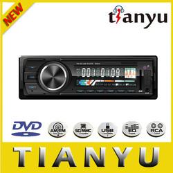 Car radio player with fm tunner FM AM USB SD AUX RCA