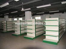 Supermarket shelving, shop shelves, Store gondola shelving