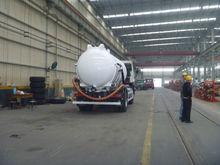 10000L-15000L high pressure clean street flusher truck,vacuum road sweeper truck