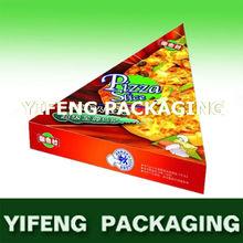 Popular Kraft Paper Pizza Food Packaging