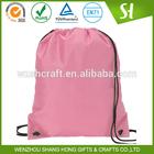 whoelsale nylon bag/drawstring bag/drawstring sports bag
