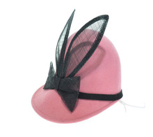 Popupar Quality Felt Cute Hats With Ears Fascinating Party Hats for Ladies
