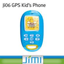 JIMI Mini Hidden Gps Tracker Smallest Cell Phone With SOS Button Ji06