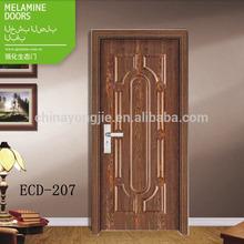 Yongkang manufacturer melamine Door kerala door