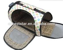 torlley open top cat bag travel