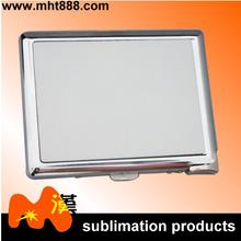 Sublimation blanks cigarette cases E03 sublimation metal cigarette cases