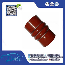 truck/classic car/vehiclestraight red silicone radiator hose pipe