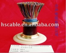 Hot! Best price 10/20/25/50/100pairs Cat5 outdoor underground copper Telephone Cable