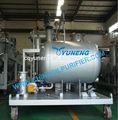 Ynzsy- lty serie de neumáticos de desecho de pirólisis de la refinería de petróleo de la máquina/planta/equipo para quitar el olor y el cambio de color