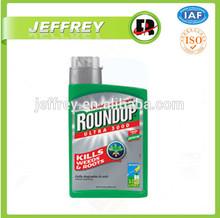 Agro chemicals liquid roundup 480 g/l 41% sl 62% sl pesticide formulation