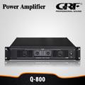 profesional estéreo clase h amplificador de potencia 800w