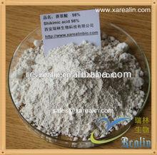 bulk supply natural shikimic acid no pollution