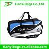 New design high quality badminton racquet bag with shoulder strap