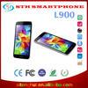 Accept OEM LOGO L900 MTK6582M Quad Core 5'' QHD Screen Android 4.2 3G Smart Phone 1.3GHZ 1GB