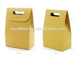 Good at die cut handle paper bag production 2014