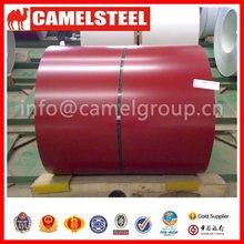 Astm A653m Cs Typeb Z120 Galvanized Steel With Ral5020 Regular Modify Polystyrene Paint