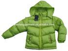 Girl's jacket with padding
