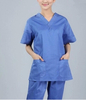 Hospital fashinable medical clothing staff uniforms MANUFACTURE