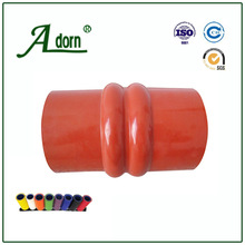 Heater water corrugated auto engine silicone hose