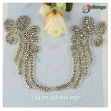 sew on rhinestone claw setting crystals hot sale diamond garment accessory for wedding ornament