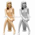 Fibra de vidro de corpo inteiro Sexy manequins femininos à venda