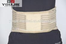 heating lumbar waist trimming corset belt