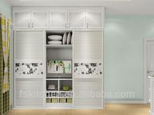 wooden wardrobe particle board PB furniture modern furniture