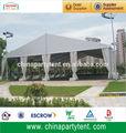 Blanco al aire libre carpas boda de PVC de China Alibaba