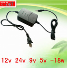 24vac to 12vdc power adapter with China supplier 12v 1.5a power adapter