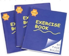 exercise book school exercise books