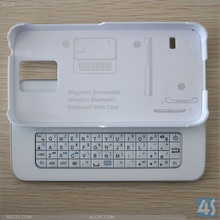 acc4s durable hot selling high quality scratchproof Mini Bluetooth Keyboard for Samsung Galaxy S5/i9600 P-SAMS5PUK