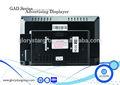 Rohs mp4 con cámara digital 10.2 pulgadas empuje el botón de publicidad del jugador