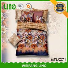 bedding set/indian bed spread/print duvet cover