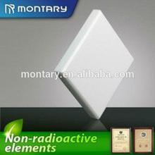 pure white decorative artificial flavor stone