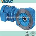 la serie kaf suave transmisión reductor de velocidad nord motor engranado