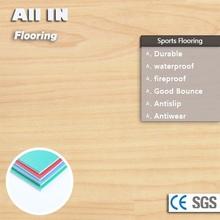 Super quality Water proof PVC Sports Flooring badminton pole