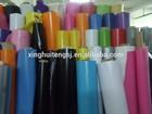 soft pvc film ,pvc plastic wrapping film