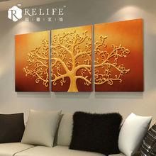 2014 modern blown glass plate wall decoration