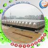 Huili manufacture square inox irrigation tank