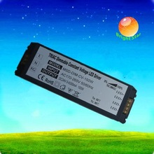 0-100% Dimming Range 150W 24V Triac Dimmable Constant Voltage LED Driver