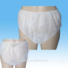 girls sexy underwear women boxer black disposable underwear for children