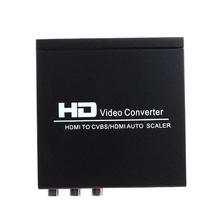 HDMI to CVBS+L/R converter, One HDMI Signal input