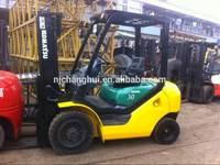 2011y komatsu FD30-16 diesel forklift ,japan komatsu forklift ,FD30-16 komatsu Forklift