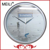 Paint Spraying Frame Clock For Promotion Gifts