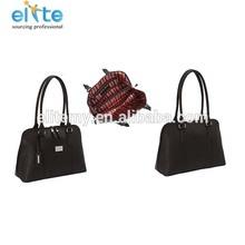 elegant mature woman bag
