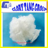 white or black low melt polyester bicomponent PE/coPET fiber for interlining nonwoven
