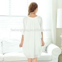 Korean style chic comfortable maternal dress BK176