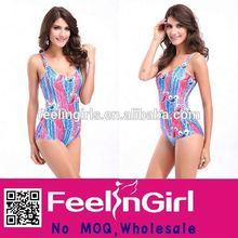 Promotion Hot Girl Cheap Galaxy Sexy 2 Pieces Swimwear