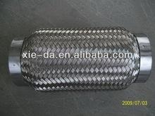 High technology long life exhaust bellows flex pipe